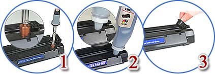 Toner Refill Search Tool