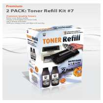 Bulk Toner Refill for Samsung ML-1710 - 2 pack