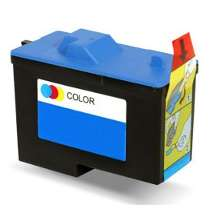 Dell Series 2 Color (7Y745) remanufactured inkjet cartridge