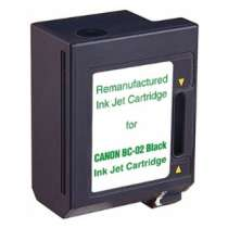 Canon BC-02 Black ink compatible inkjet cartridge