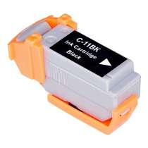 Canon BCI-11Bk Black ink compatible inkjet cartridge