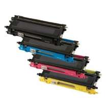 Brother TN315BK / TN315C / TN315M / TN315Y High Yield compatible toner cartridges - 4-pack