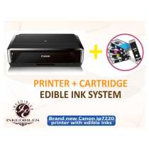 Inkedibles Canon PIXMA iP7220 Cake Printing System