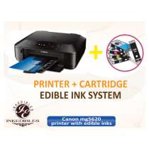 Inkedibles Canon PIXMA MG5620 Cake Printing System