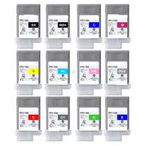 Multipack Canon PFI-106 - 12 compatible inkjet cartridges