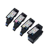 Dell 331-0778 / 331-0777 / 331-0780 / 331-0779 High Yield compatible toner cartridges - 4 pack