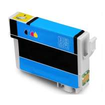 Epson 288XL Cyan (T288XL220) High Capacity Cyan ink remanufactured inkjet cartridge