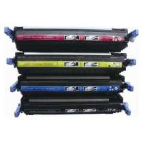 HP 501A / 502A remanufactured/compatible toner cartridges - 4-pack
