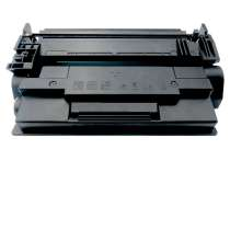 HP 87A Black - CF287A remanufactured/compatible toner cartridge