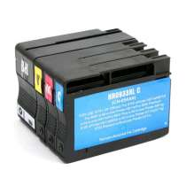 Multipack HP 932XL / 933XL - 4 remanufactured inkjet cartridges - 1 each Black, Cyan, Magenta, Yellow