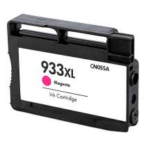HP 933XL Magenta (HP CN055AN) High Capacity Magenta ink remanufactured inkjet cartridge