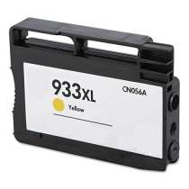 HP 933XL Yellow (HP CN056AN) High Capacity Yellow ink remanufactured inkjet cartridge