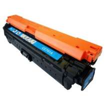 HP 307A Cyan - CE741A remanufactured/compatible toner cartridge