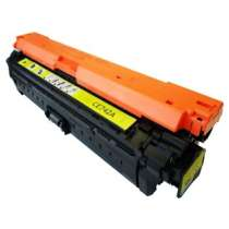 HP 307A Yellow - CE742A remanufactured/compatible toner cartridge