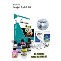 Fillserv Refill Kit for Kodak 10 with Chips