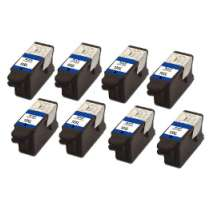 Multipack #10XL / 8237216 / 1810829 - 8 compatible inkjet cartridges - 5 Black and 3 Color