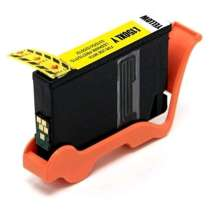 Lexmark 14N1650 (#150XL / #150XLA) High Capacity Yellow ink compatible inkjet cartridge