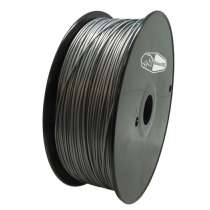 bison3D 3D Printer Filament PLA 1.75mm Silver