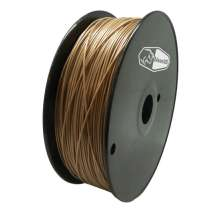 bison3D 3D Printer Filament PLA 3mm Brown