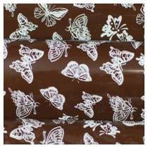 Pre-printed Chocolate Transfer Sheets - 20 sheets - design 20