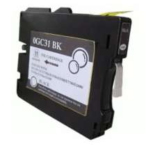 Ricoh 405688 (GC31BK) Black ink compatible inkjet cartridge