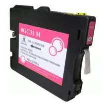 Ricoh 405690 (GC31M) Magenta ink compatible inkjet cartridge