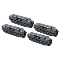 Compatible for Samsung MLT-D307E Black Extra Yield toner cartridges - 4-pack