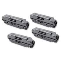 Compatible for Samsung MLT-D307L Black toner cartridges - 4-pack
