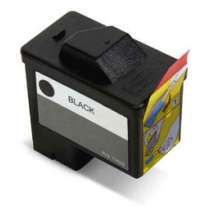 Dell Series 1 Black (T0529) remanufactured inkjet cartridge