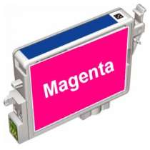 Epson 54 Magenta (T054320) Magenta ink remanufactured inkjet cartridge
