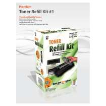 Brother TN-540 / TN-570 compatible Toner Refill Kit