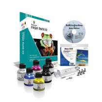 Fillserv Four-Color Inkjet Refill Kit