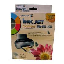 4 Color Inkjet Refill - Uni-Kit Kit Value Pack