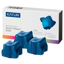 Xerox 108R00605 Cyan compatible solid ink - 3 pack