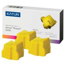 Xerox 108R00607 Yellow compatible solid ink - 3 pack