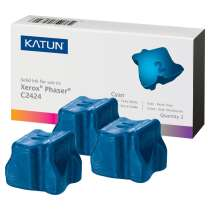Xerox 108R00660 Cyan compatible solid ink - 3 pack