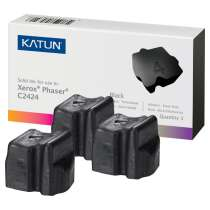 Xerox 108R00663 Black compatible solid ink - 3 pack
