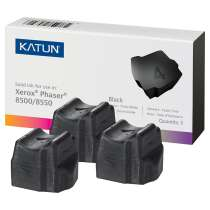 Xerox 108R00668 Black compatible solid ink - 3 pack
