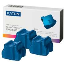 Xerox 108R00669 Cyan compatible solid ink - 3 pack