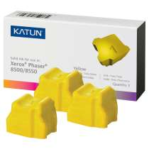 Xerox 108R00671 Yellow compatible solid ink - 3 pack