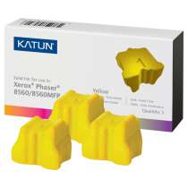 Xerox 108R00725 Yellow compatible solid ink - 3 pack