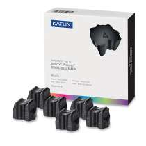Xerox 108R00727 Black compatible solid ink - 6 pack