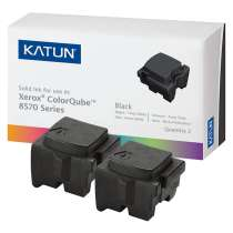 Xerox 108R00929 Black compatible solid ink - 2 pack